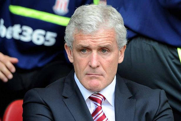 Stoke City Sack Hughes After FA Cup Defeat