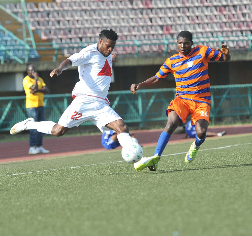 Orji Backs Rangers To End NPFL Title Drought