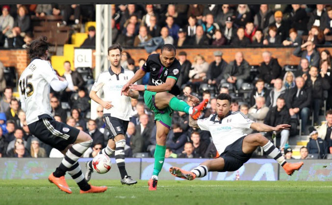 Odemwingie Makes Winning Debut For Bristol City