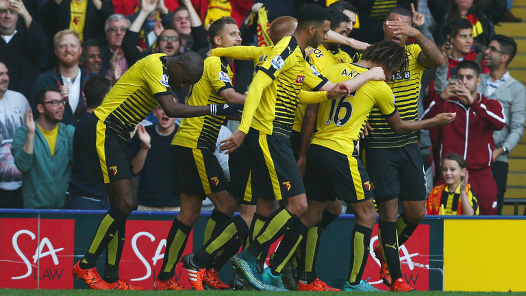 FA Cup Semi-Finals: Ighalo's Watford Clash With Crystal Palace