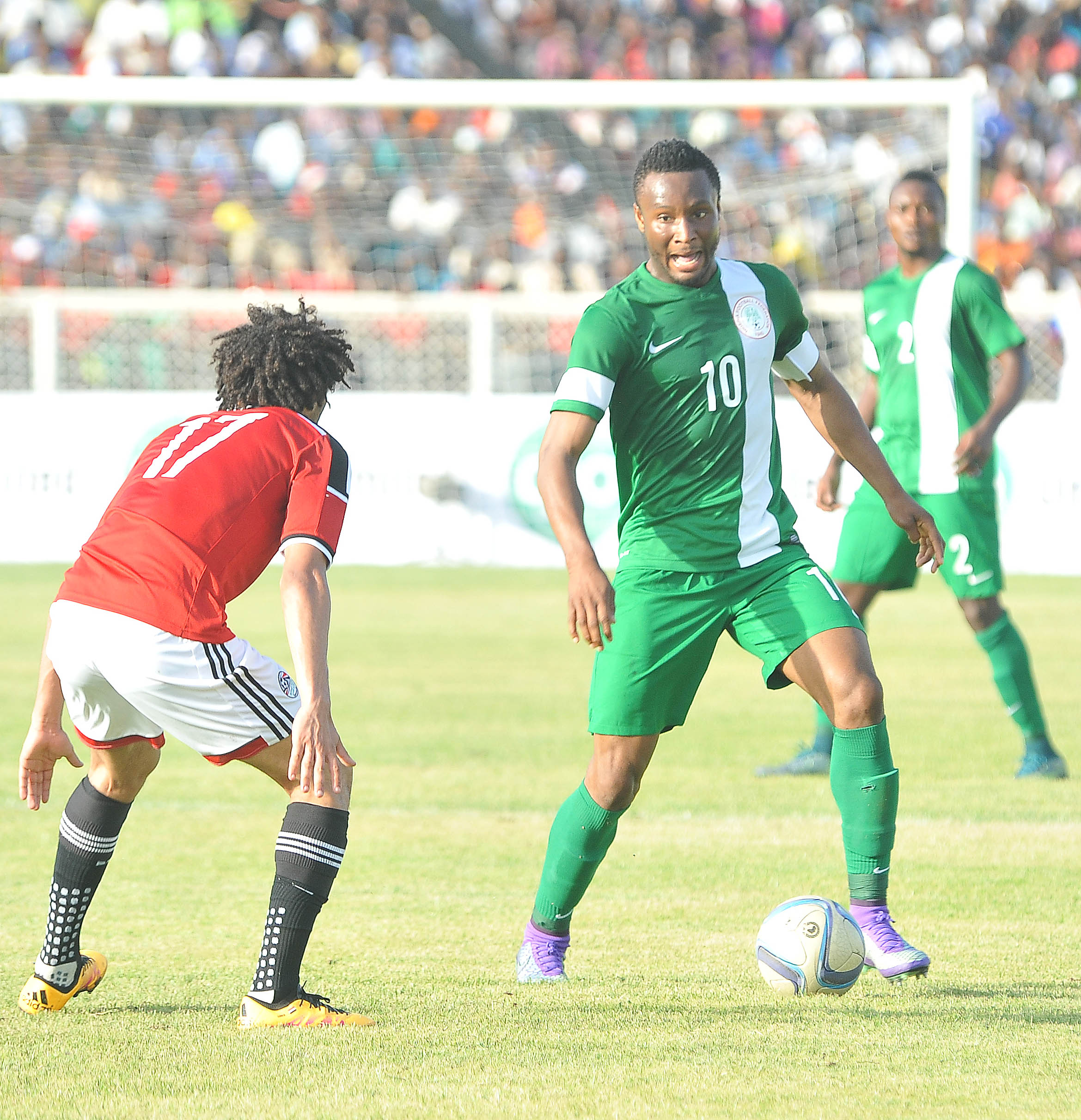 Mikel: Super Eagles Have To Qualify For 2017 AFCON