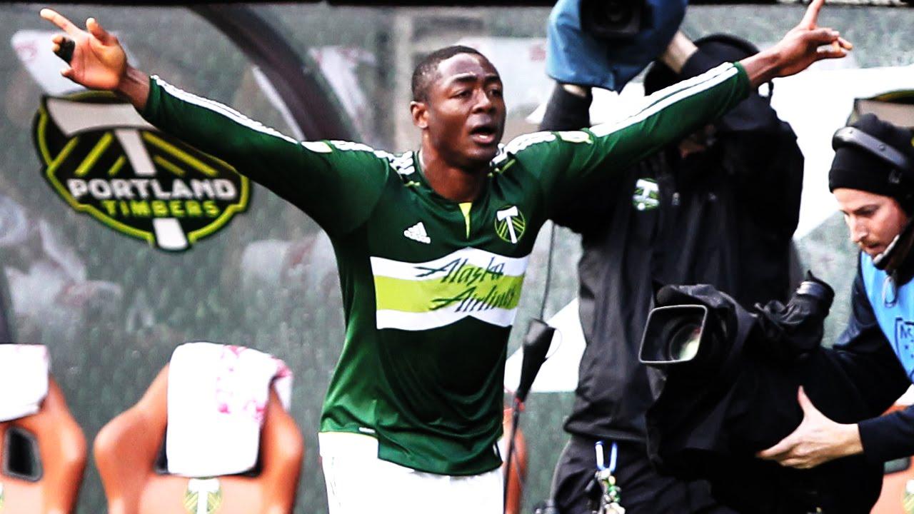 Fanendo Adi Scores Goal No.14 In Portland Win