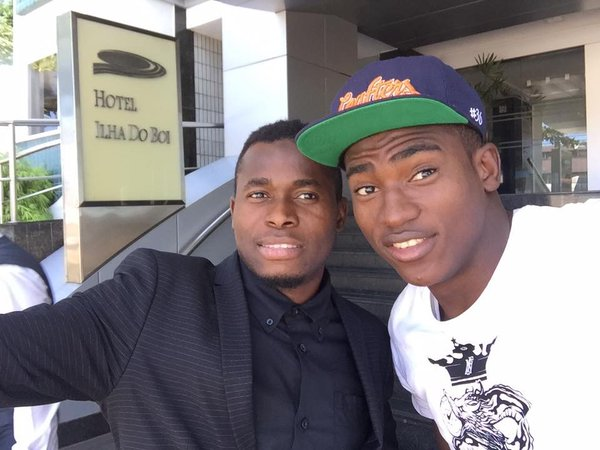 Mohammed, Awoniyi Hit Brazil For U-23 Eagles Friendly