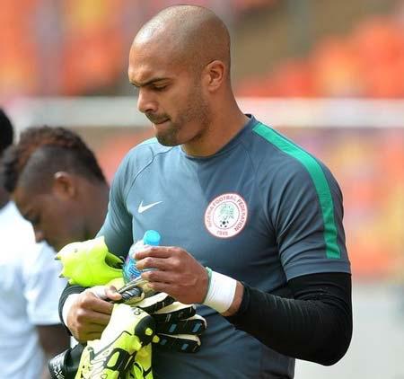 Ikeme: Egypt'll Be My Biggest Nigeria Game So Far