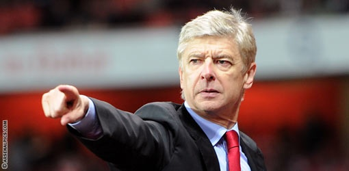 Wenger Insists Title Race Not Over Yet, ‎Plots Winning Streak Till End