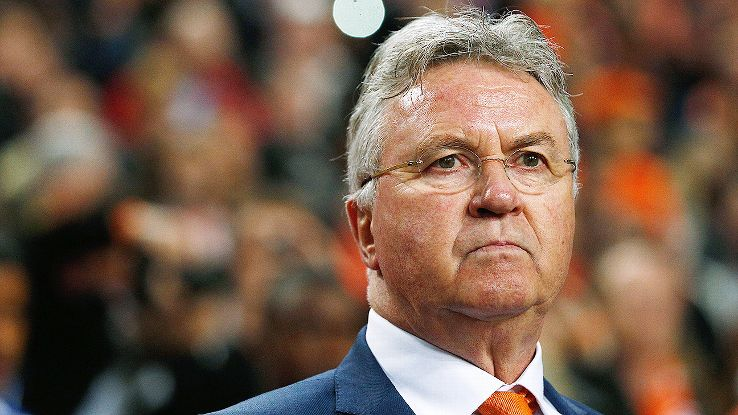 Hiddink Urges Appointment Of Chelsea Permanent Manager
