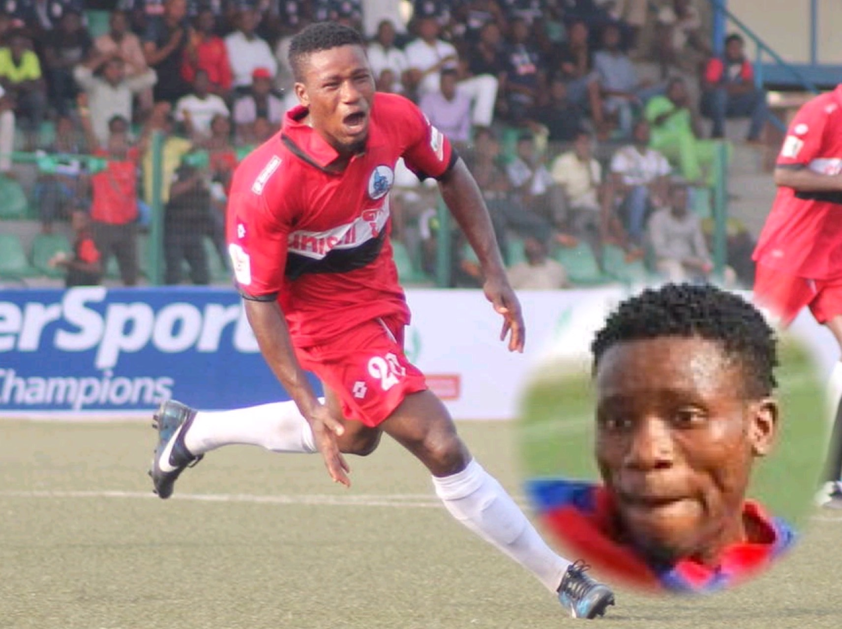 NPFL Top Scorer Obomate Out Of Rivers United, Giwa Clash