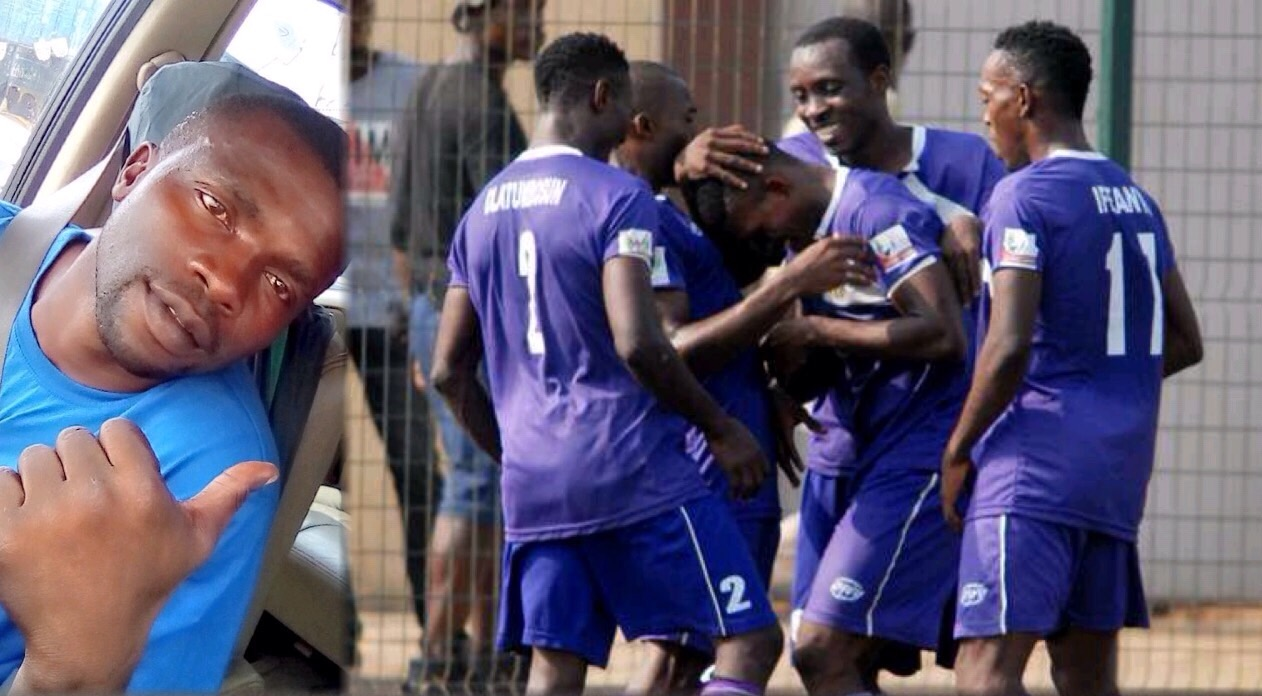 MFM Coach, Ilechukwu Thumbs Up Plateau As Better Team In Jos Draw