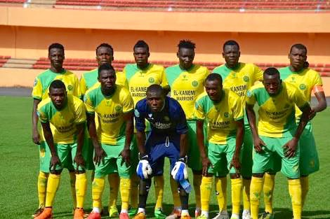 El-Kanemi Threaten Withdrawal From NPFL Over Poor Makeshift Home