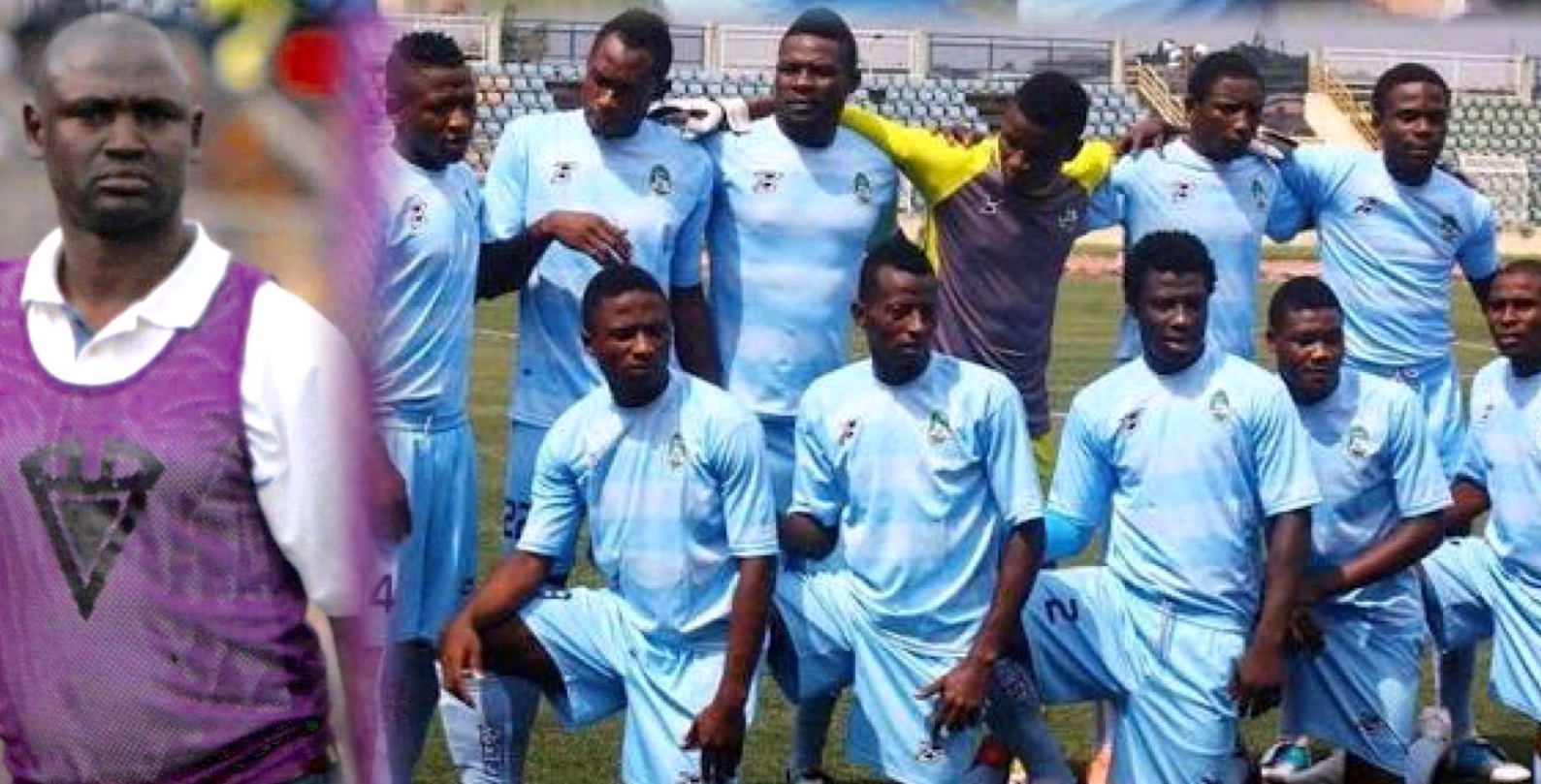 CAF Confed. Cup: Nasarawa United coach, Dogo Not Scared Of Algerian Opponent