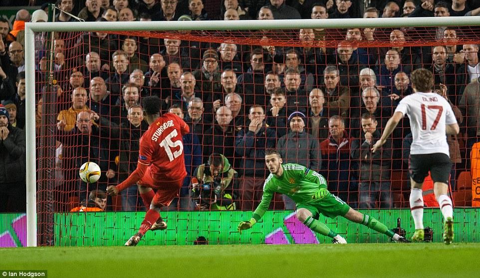 Europa League: Liverpool Beat Man United, Take 2-0 Advantage To Second Leg
