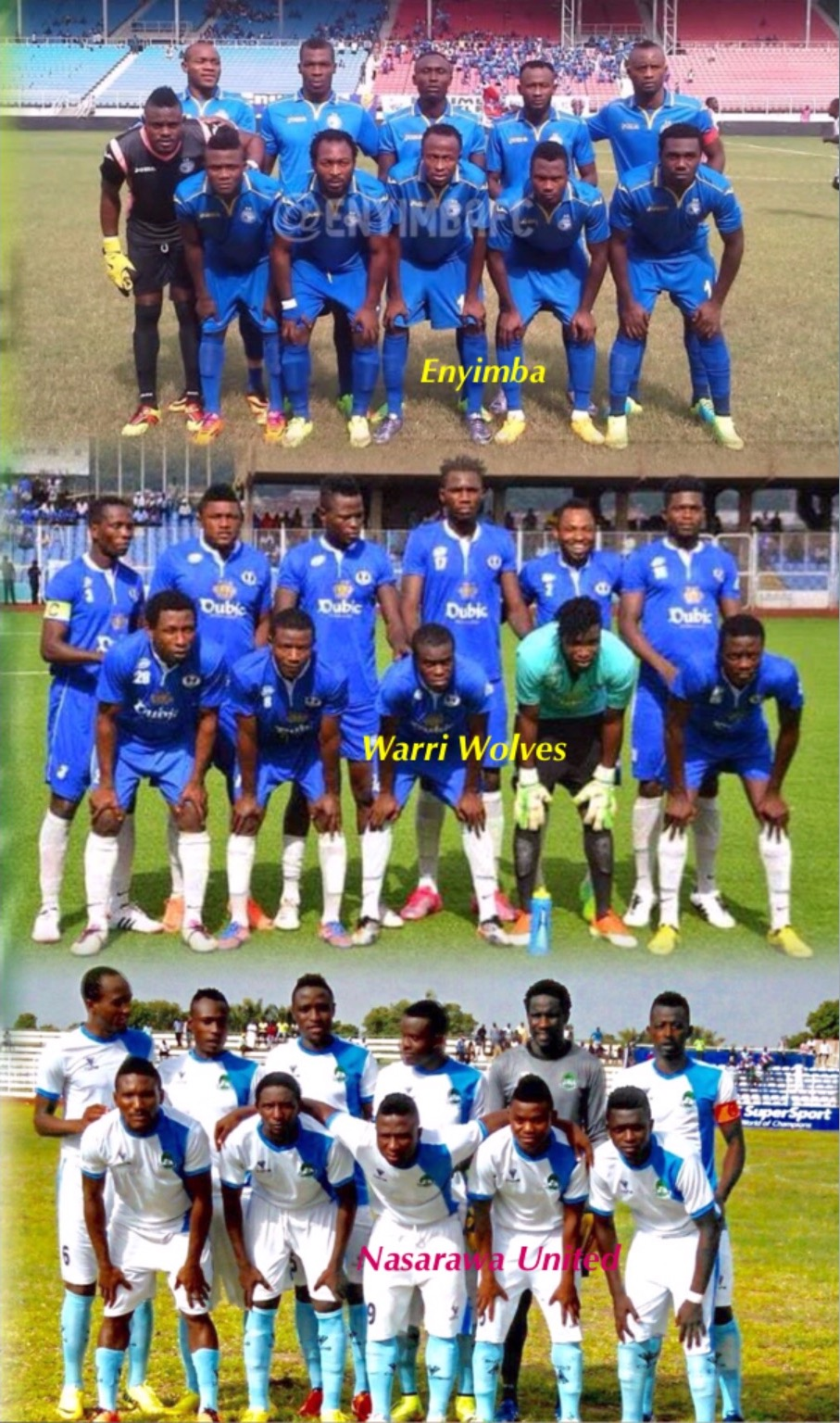 LMC Reschedules League Matches Of Enyimba, Wolves, Nasarawa