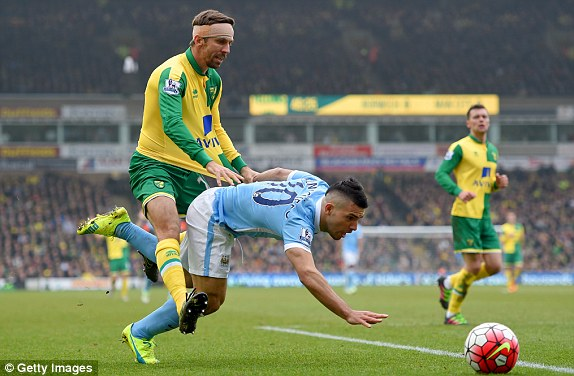 Iheanacho In Cameo Role As Norwich City Hold Man City