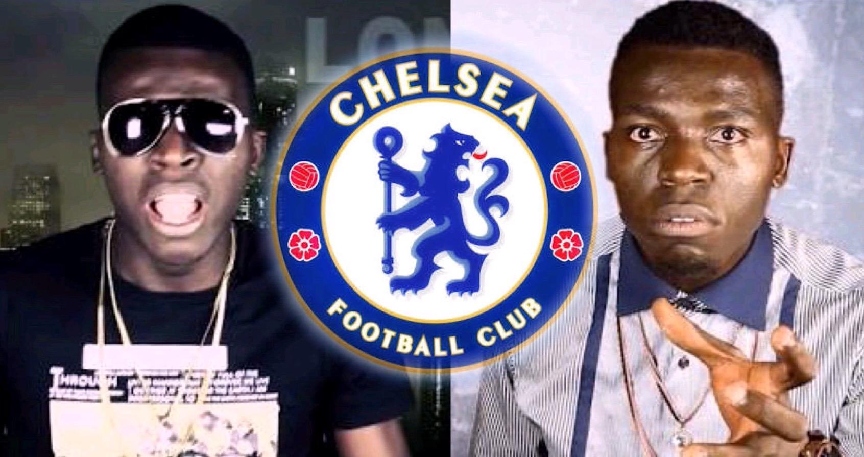 Sad! Sad!!: Chelsea Fan, Akpororo Alarmed By The Blues' Poor Season