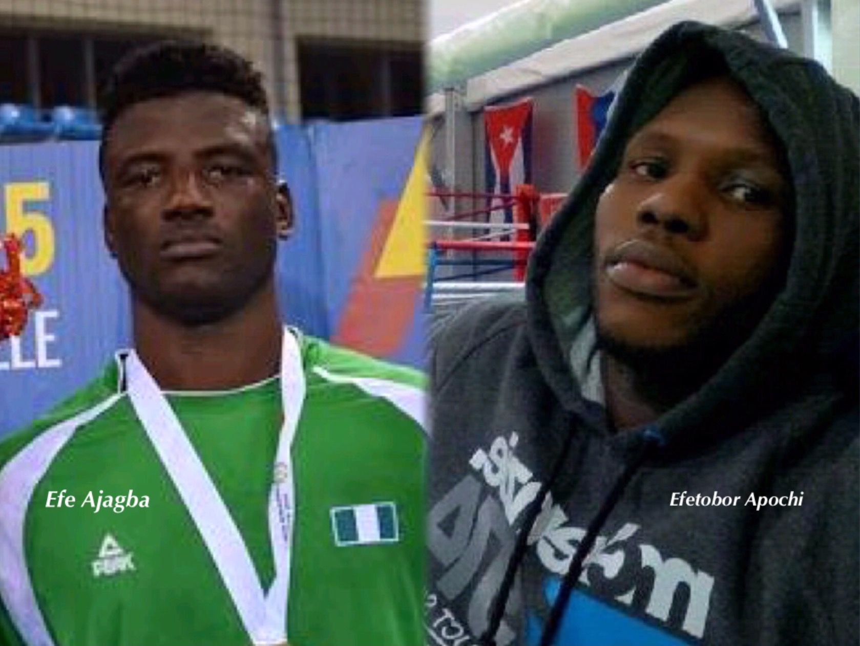 Africa Boxing Championship: Ajagba, Apochi Tipped For Olympic Glory
