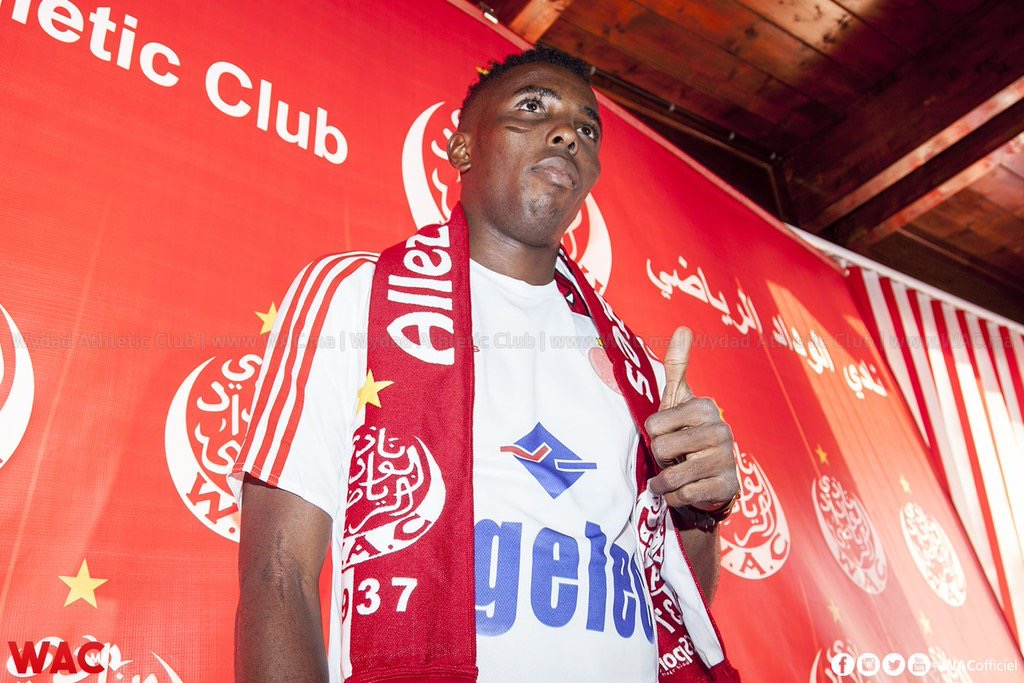 EXCLUSIVE: Chikatara Happy To Finally Seal Wydad Move