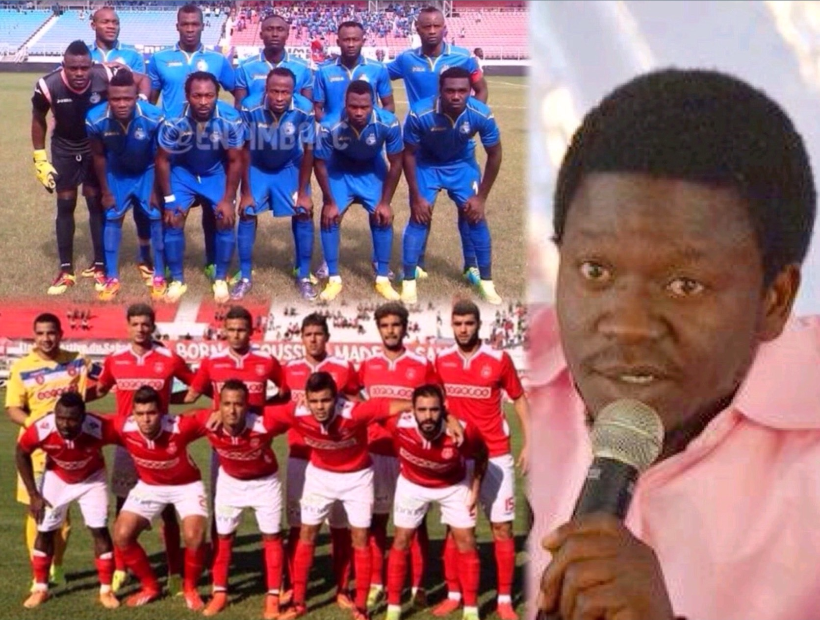 CCL: Ezeji Backs Enyimba To Oust Etoile du Sahel