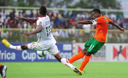 Congo Force Zambia To Draw‎; Retain Group E Top Stop
