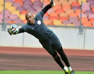 "Ikeme ""Gutted"" To Miss Egypt Vs Nigeria Clash"
