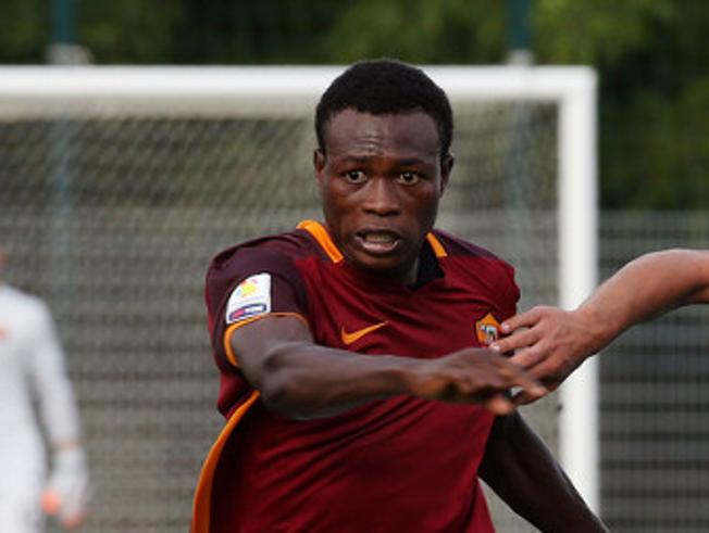 AS Roma Turn Down Barcelona's Bid For Nigerian Youngster, Abdullahi