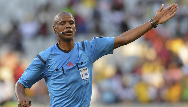 Zambian Referee To Handle Nigeria, Egypt AFCON Qualifier