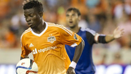 MLS Club Houston Dynamo Release Rasheed Olabiyi