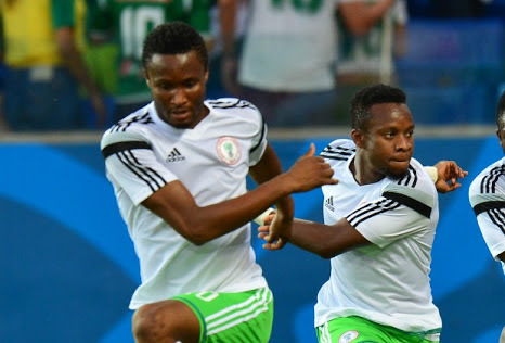 Mikel Confident, Insists Eagles Must Be Smart Vs Egypt