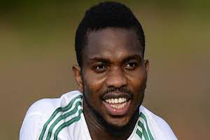 Yobo Testimonial: Enyeama, Emenike, Oboabona Ariive; Terry, Eto'o In On Friday