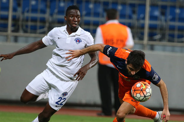 Omeruo Excited By Kasimpasa's Europa Prospects