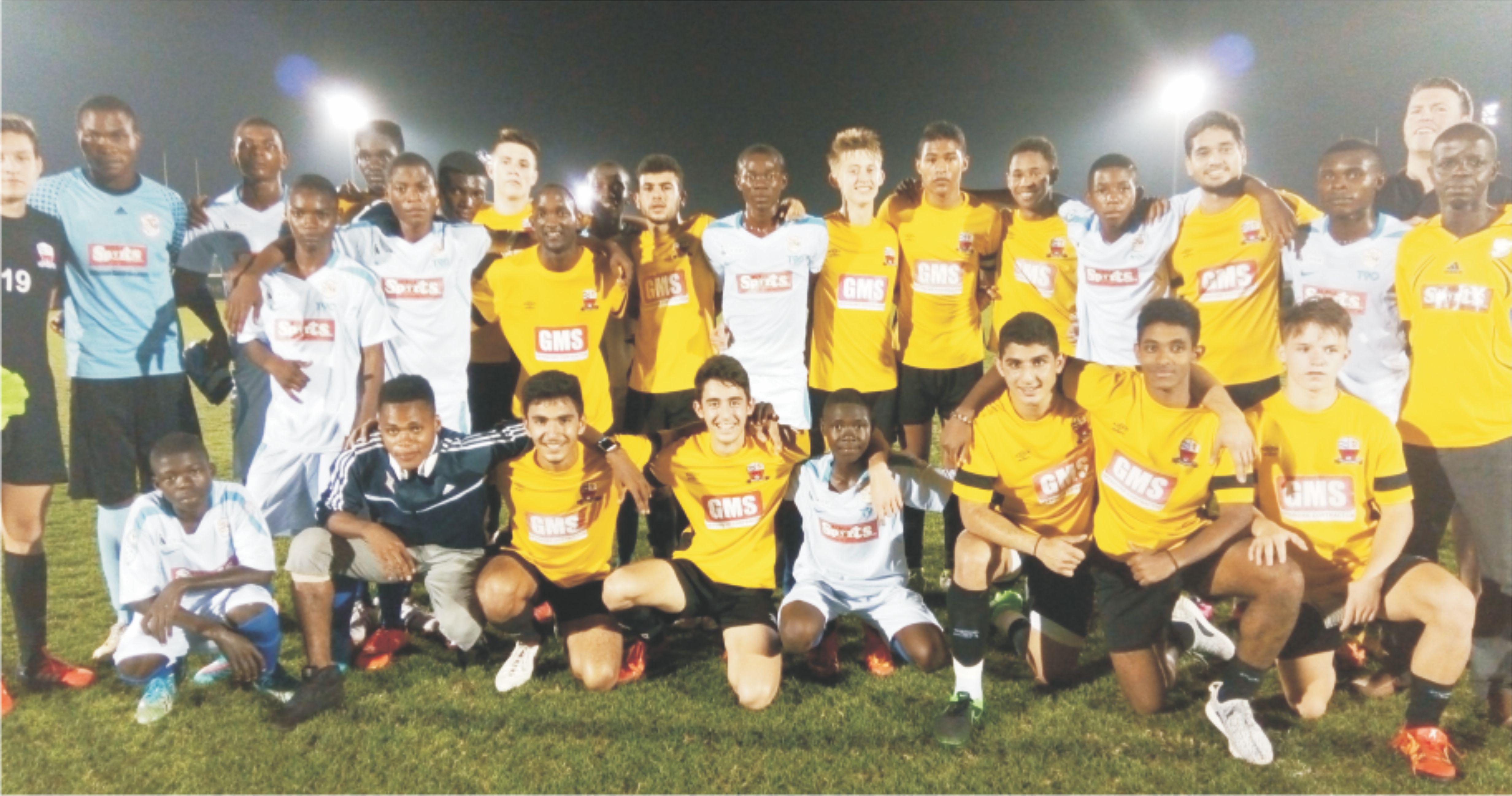 Buruj Academy Players Attract Interest After Dubai Success