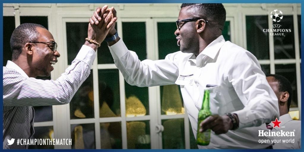 A Heineken Moment