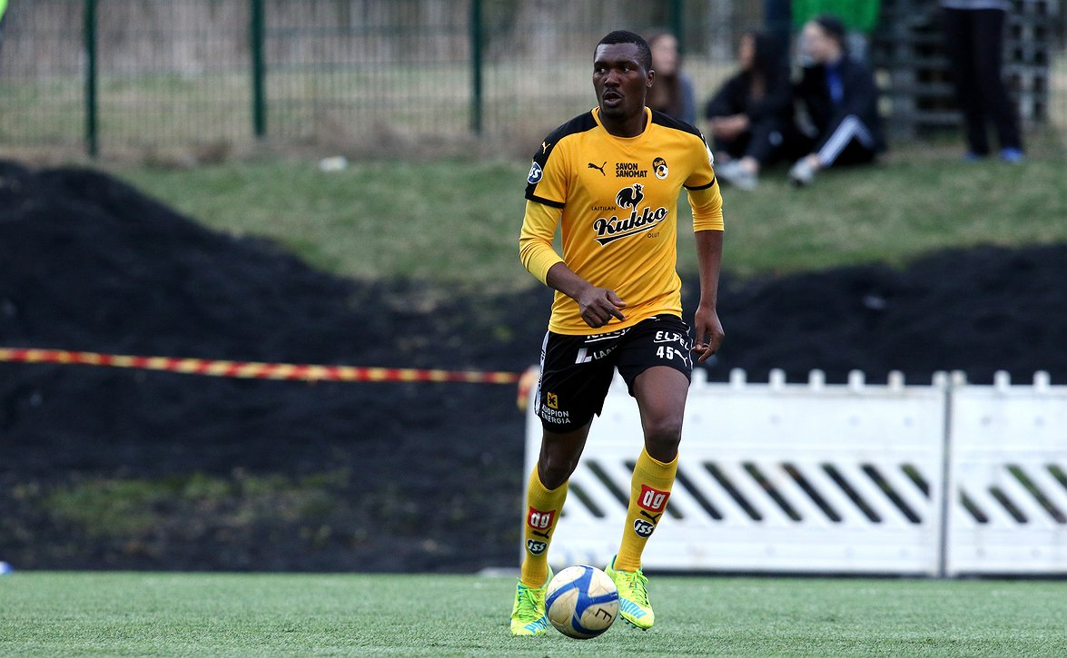 Egwuekwe Wants More After First Finland Goal