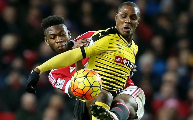 Ighalo, Deeney Form Worries Watford Coach Flores