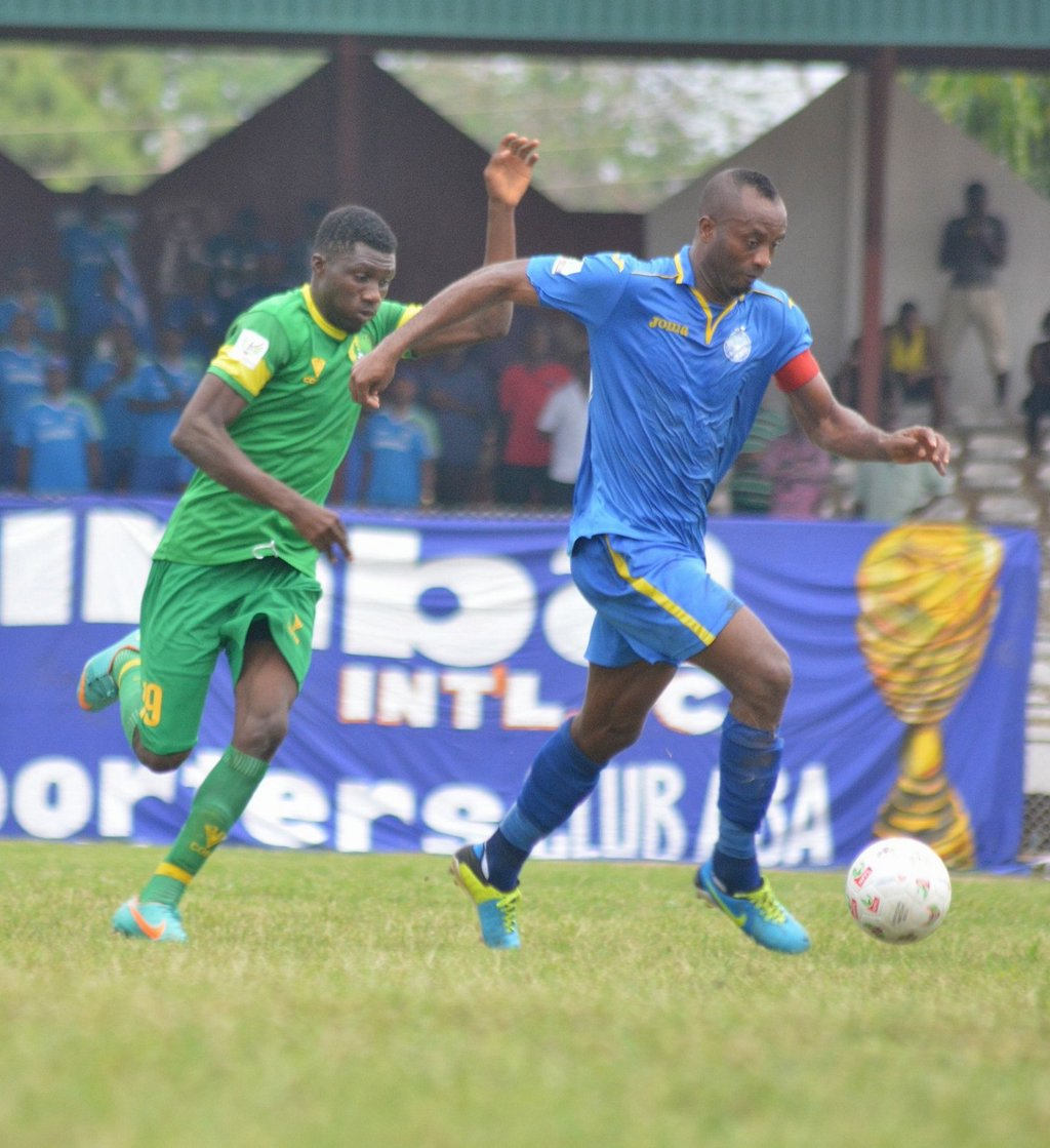 Ekpo: Enyimba Must Take Their Chances Against Etoile