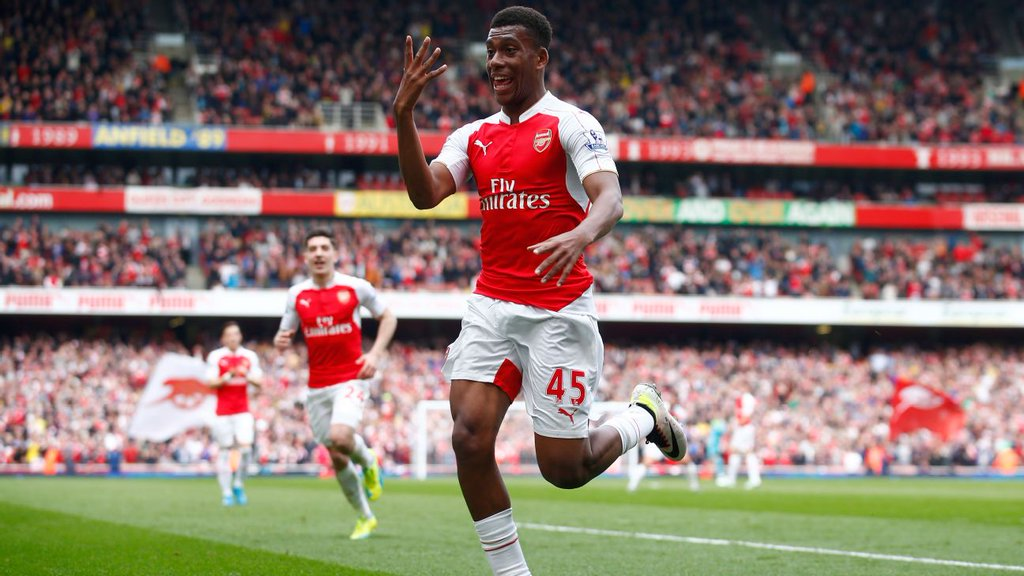 Iwobi, Abdullahi, Aluko Score; Oshaniwa Sees Red, Ikeme Keeps Clean Sheet