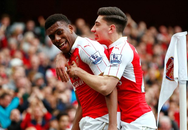 Iwobi Agrees New £30K-A-Week Arsenal Deal