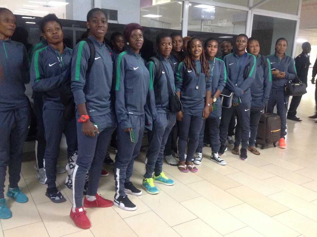 AWCON Qualifier: Falcons' Ebi Expects Victory Over Senegal