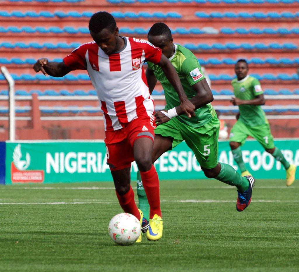 NPFL: Heartland Hold Enyimba, Sunshine Hammer Nasarawa, Giwa Shun Rangers Replay