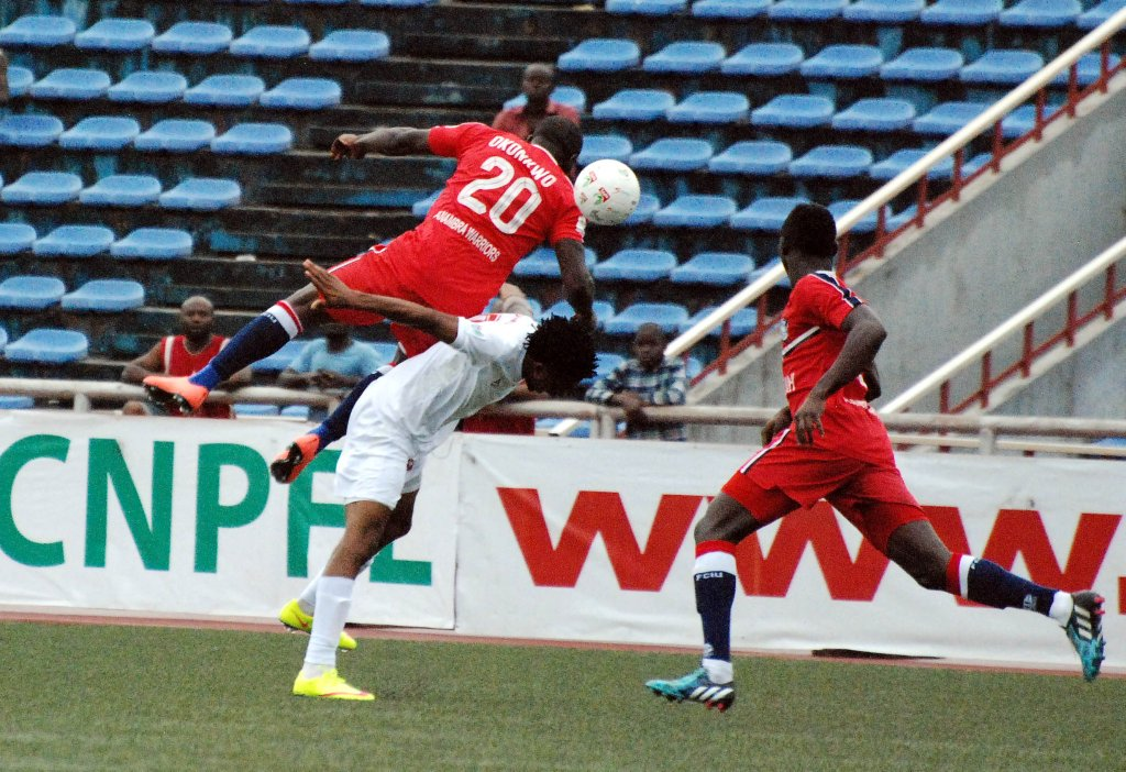NPFL: Rangers Edge IfeanyiUbah, Back On Top
