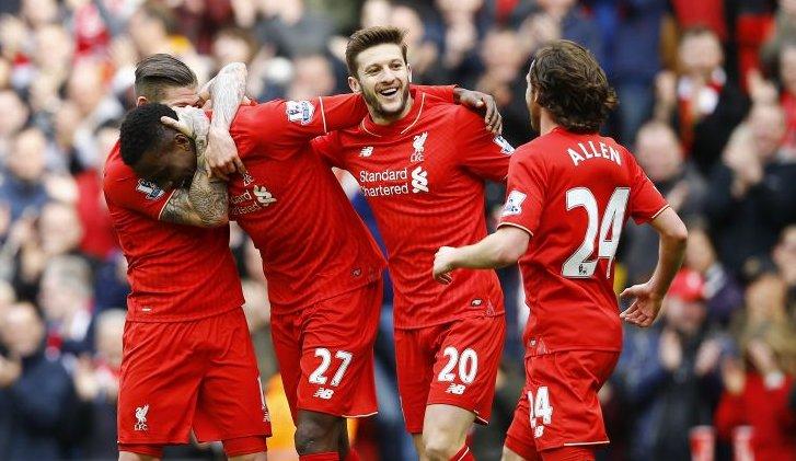 Origi Hits Brace As Liverpool Thrash Stoke