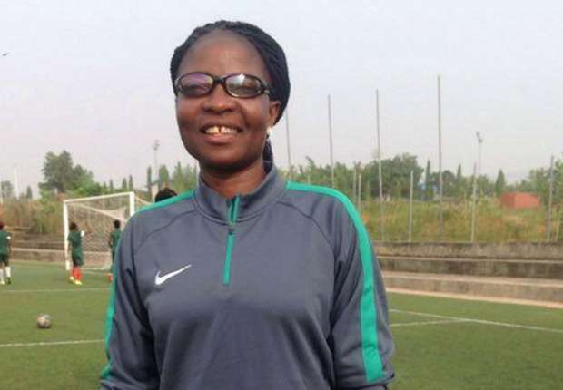 Omagbemi Vows To Improve Falcons After AWCON Ticket