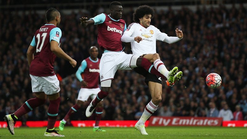 Man United Edge West Ham, Reach FA Cup Semis