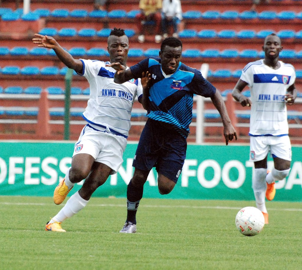 NPFL: Rangers Extend Lead With Giwa Win, Sunshine Bash El-Kanemi