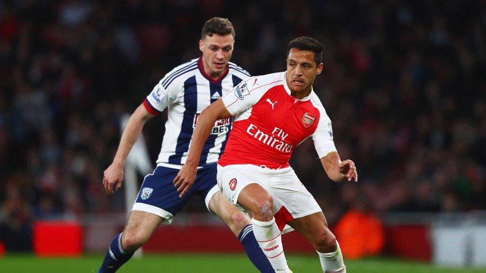 Alexis Bags Brace, Iwobi Shines As Arsenal Go Third