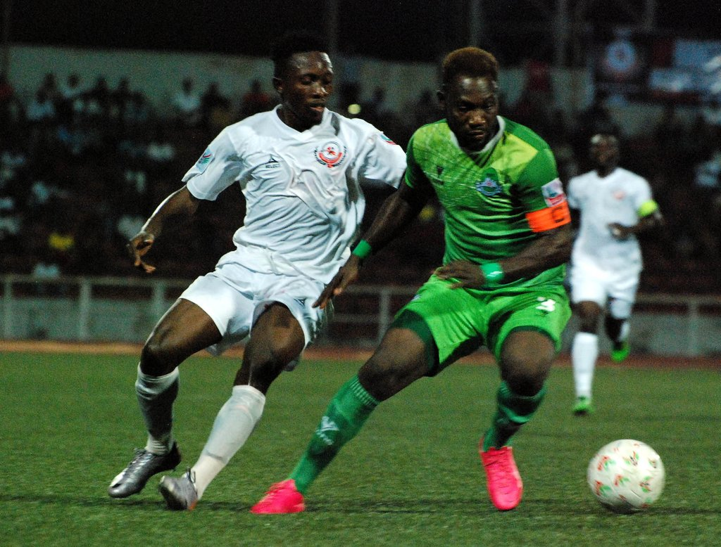 NPFL: Rangers Back On Top After Beating Nasarawa