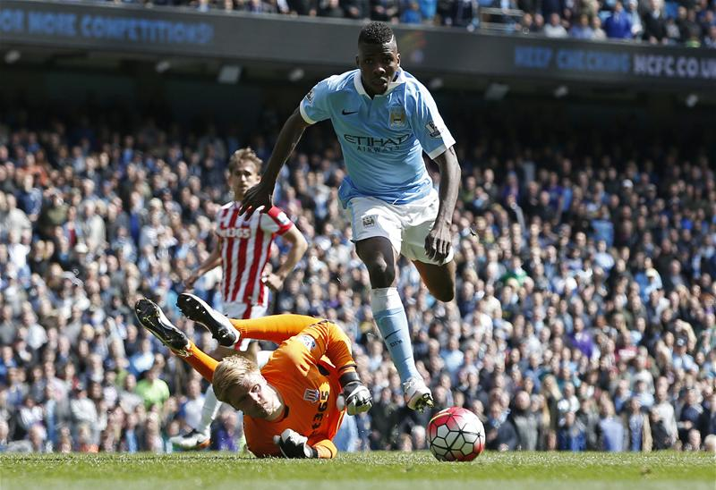 Pellegrini: Iheanacho Very Important For Man City Future