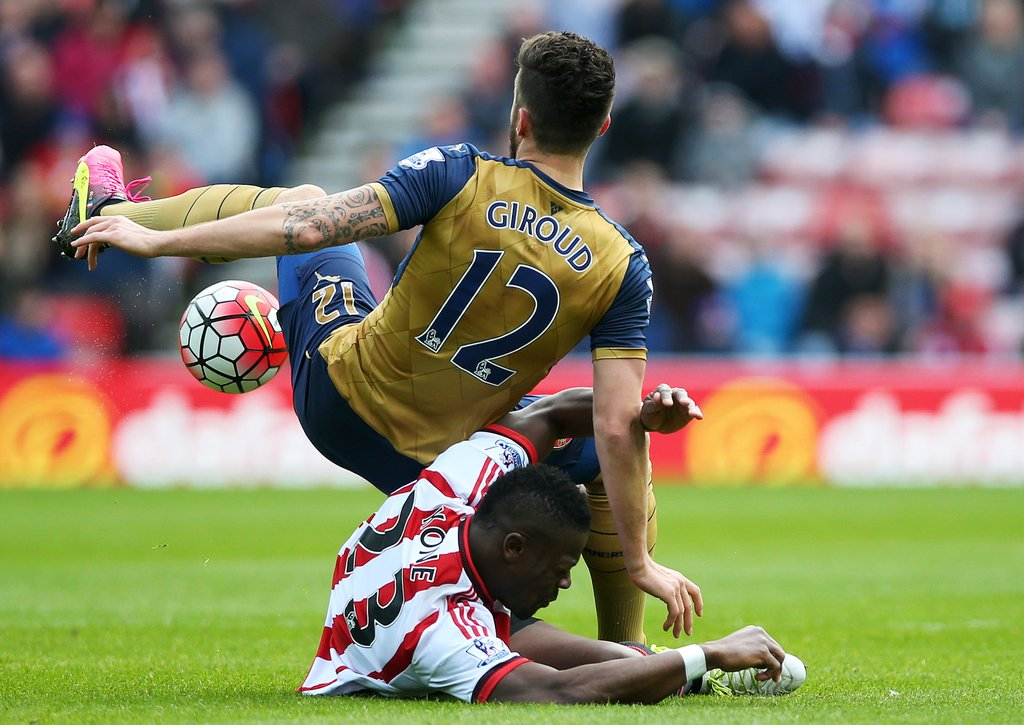 Iwobi Subdued, Wilshere Returns As Sunderland Hold Arsenal