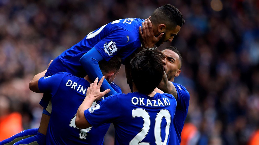 Leicester Smash Swansea, Go Eight Points Clear