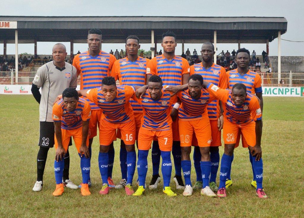 Sunshine's Odunlami Eyes Revenge Against Nasarawa United