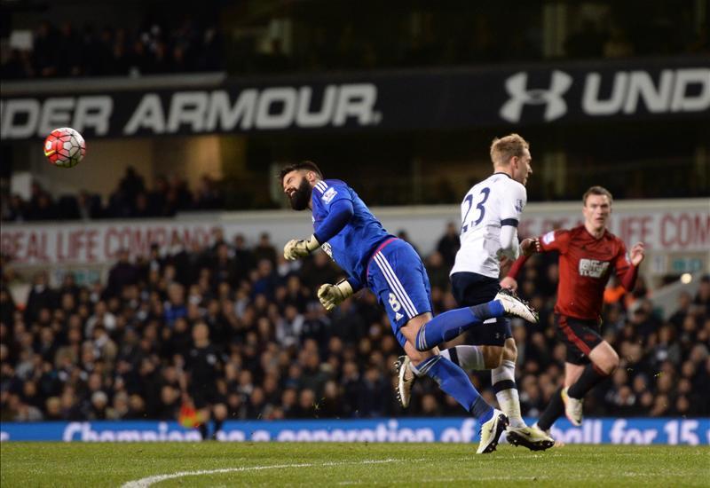 Tottenham Can't Beat West Brom, Suffer Title Setback